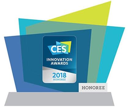 CES 2018 awards