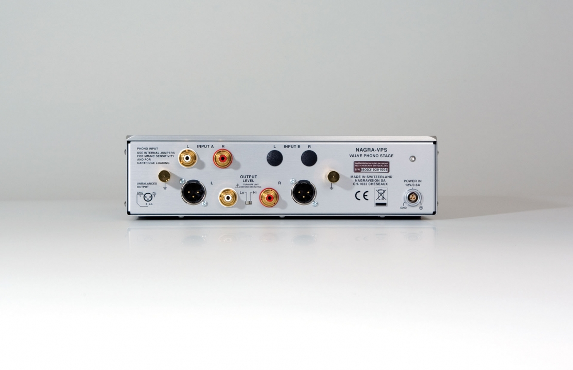 Nagra Vps Professional Audio And High End Hifi Stage Preamplifier With Very Good Performance