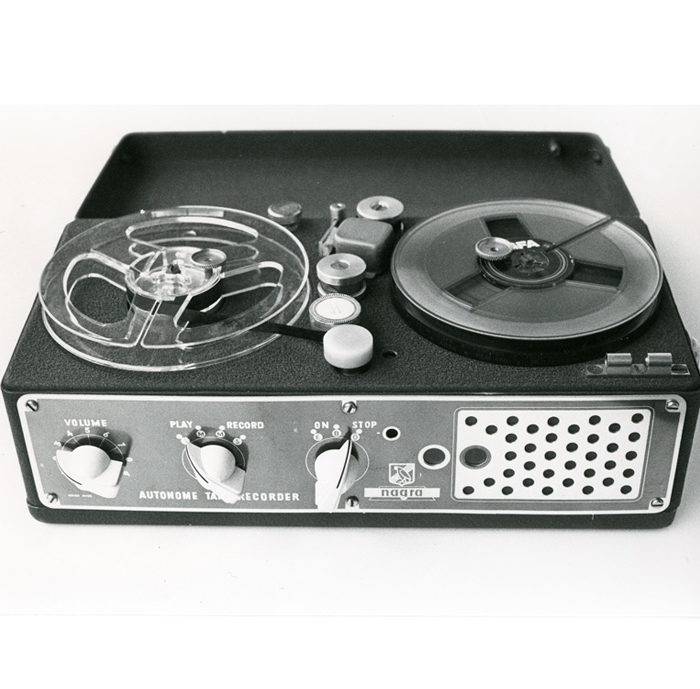 1951-nagra I first recorder mono