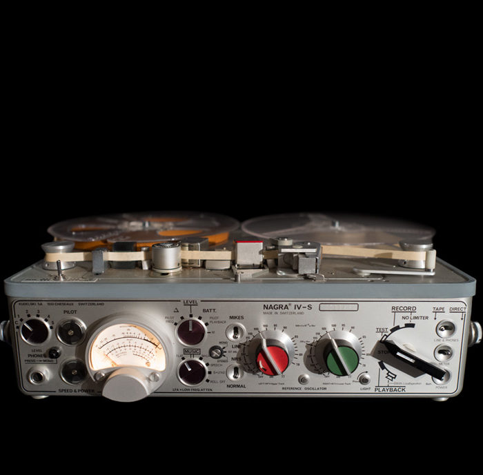 1971 - NAGRA IV-S stereo recorder best seller