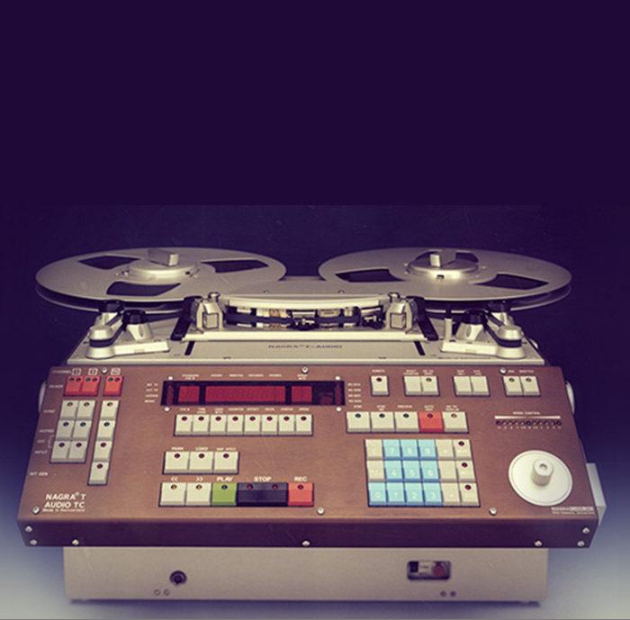 1981 - Grabadora de T-audio NAGRA T
