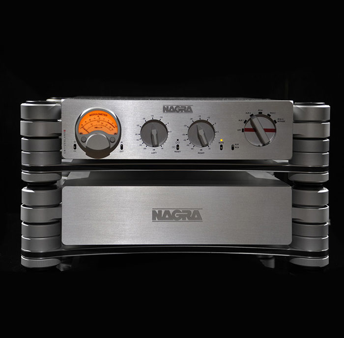 2017 - NAGRA HD PREAMP best in the world preamplifier tube psu power supply vibrtion amazing pure sound