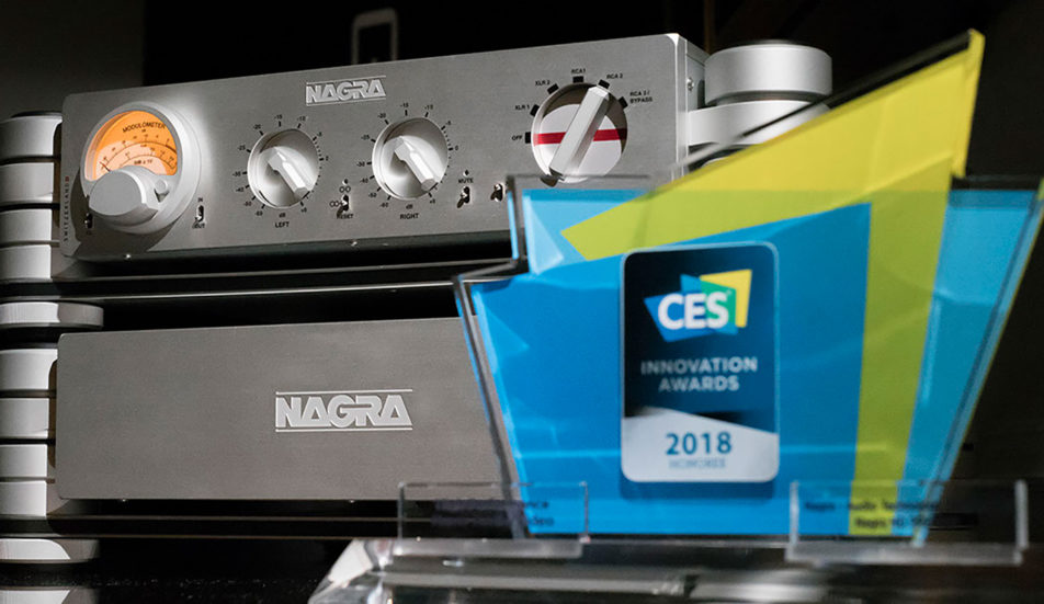 HD PREAMP CES innovation honoree award 2018 achievement