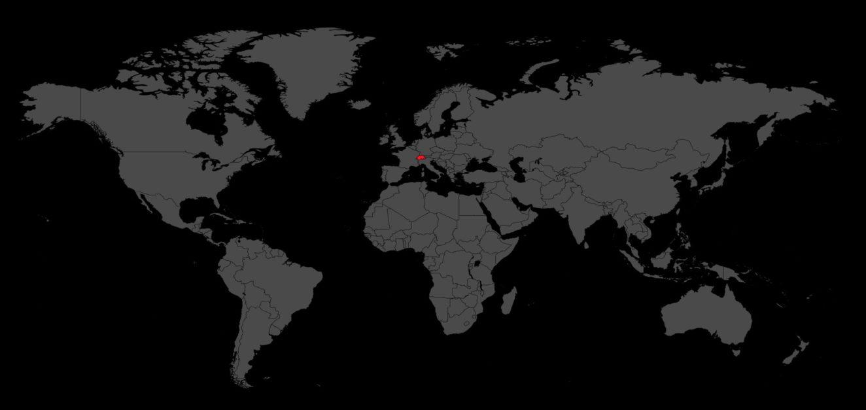 联系 Nagra 地图 世界 瑞士