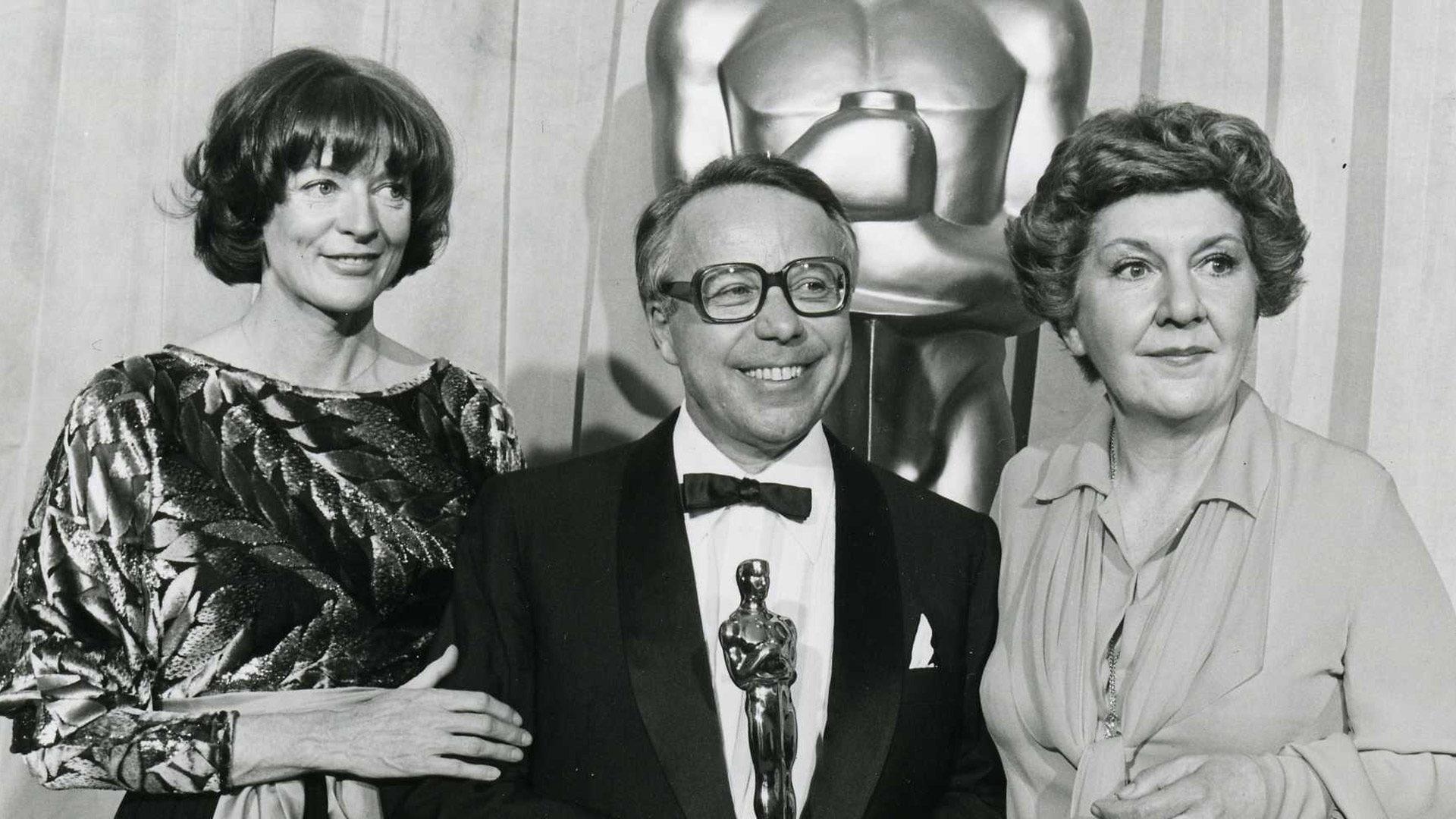 Stefan Kudelski Academy award oscar stars