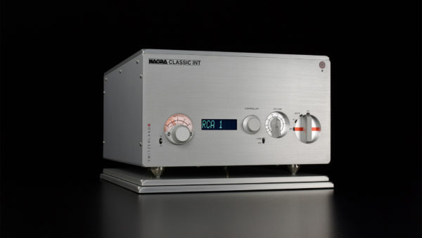 Nagra classic INT modulo best high end integrated amplifier front vfs