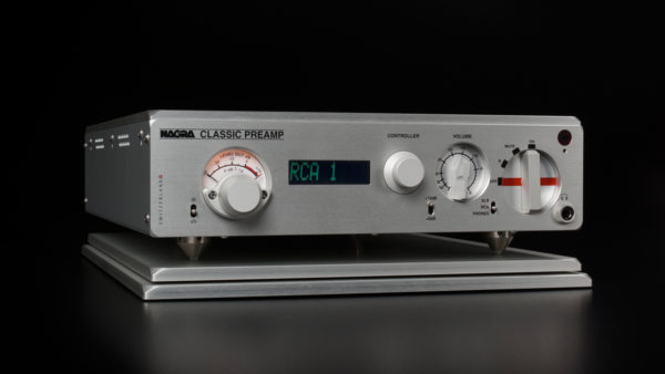 Nagra classic preamp modulo best high end preamplifier front