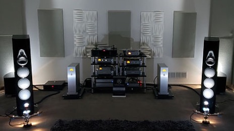 David Michael Audio dealer nagra set up Royal Oak michigan