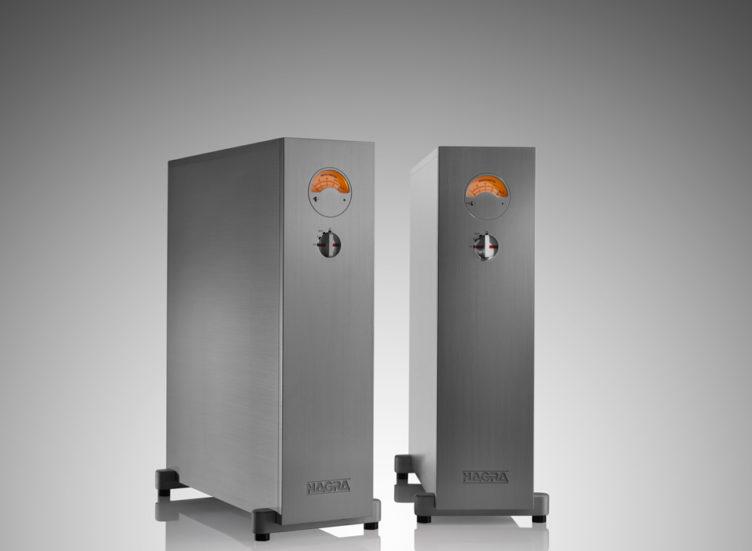 HD AMP Modulómetro par peclette gris Nagra