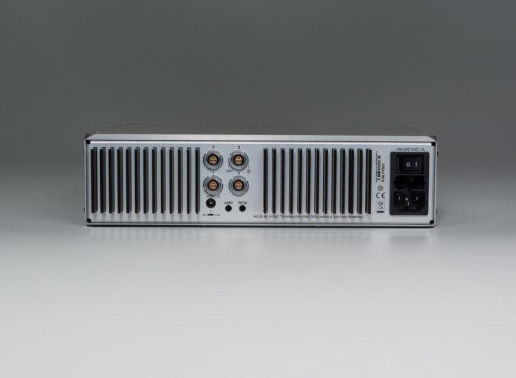 Nagra MPS Multiple power supply back