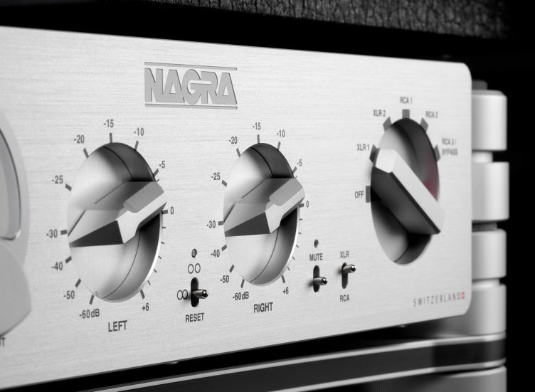 HD-preamp - Nagra