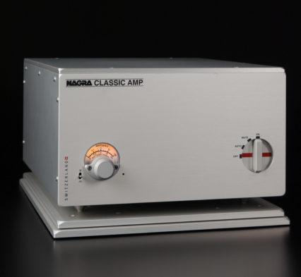 Nagra Classic Amp 固態立體聲放大器 Mosfet 晶體管變壓器最佳前端調變計 vfs