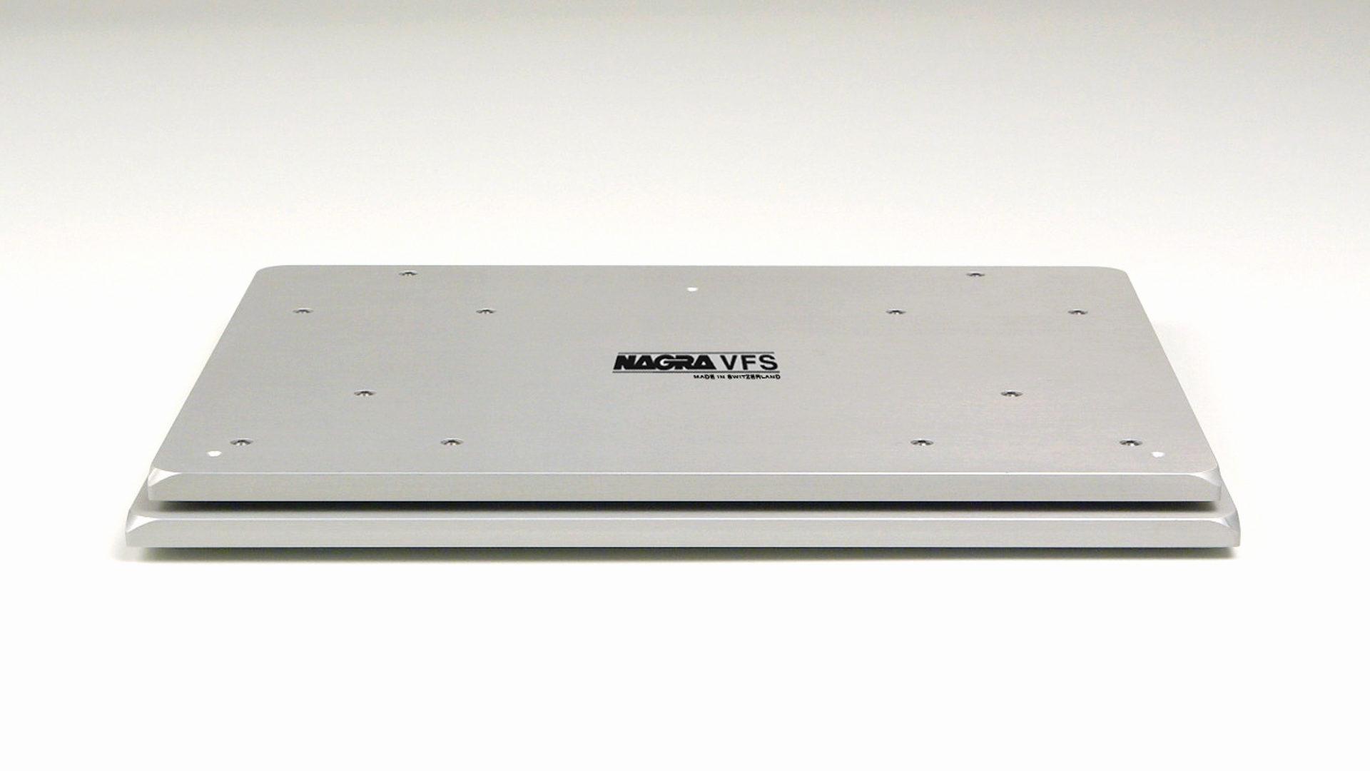VFS vibration free system plate aluminum