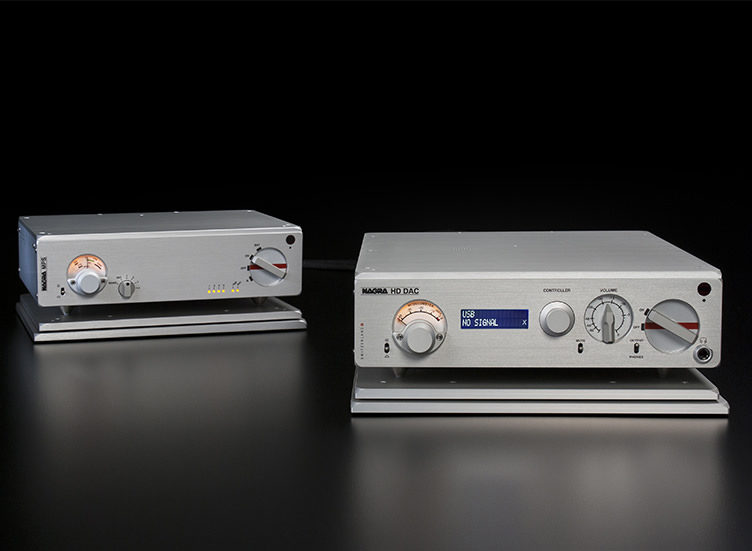 Nagra HD DAC modulo best digital to analog converter with mps