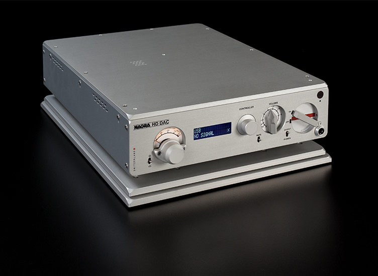 Nagra HD DAC modulo best digital to analog converter