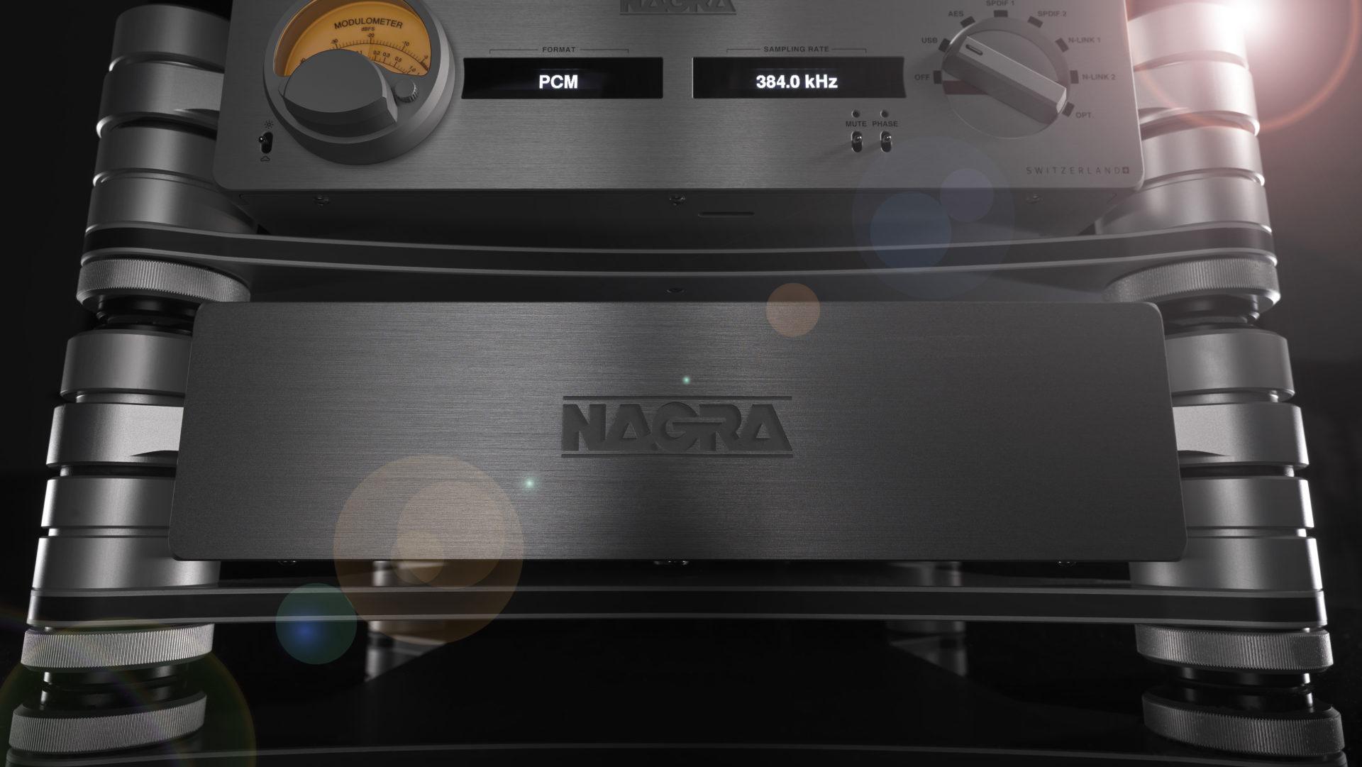 HD DAC X HD PSU front modulometer peclette