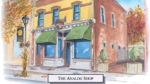 The Analog Shop nagradealer