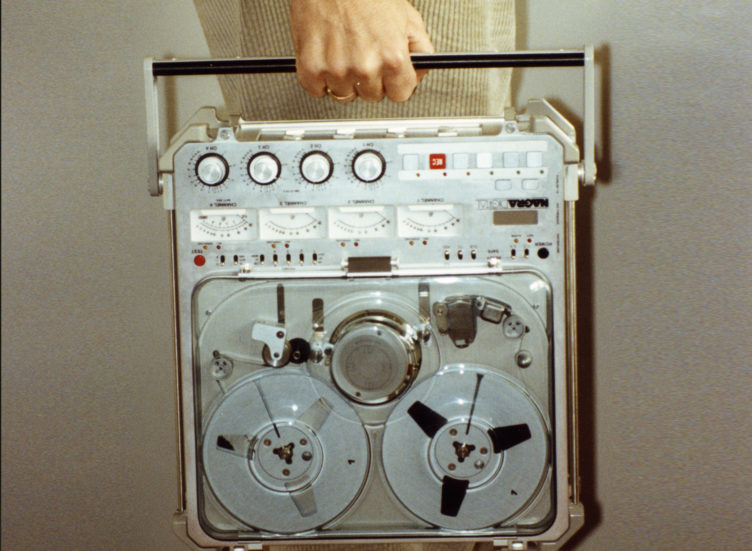 1992-NAGRA D Multi-channel digital audio recorder movie cinema portable