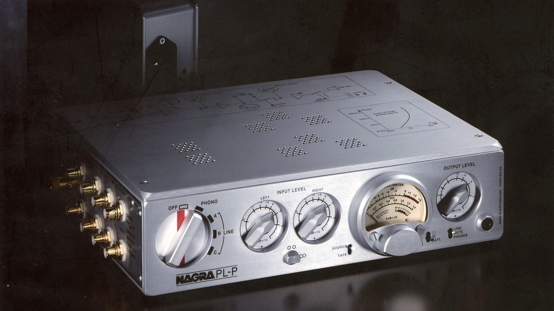 1997 Nagra PL-P