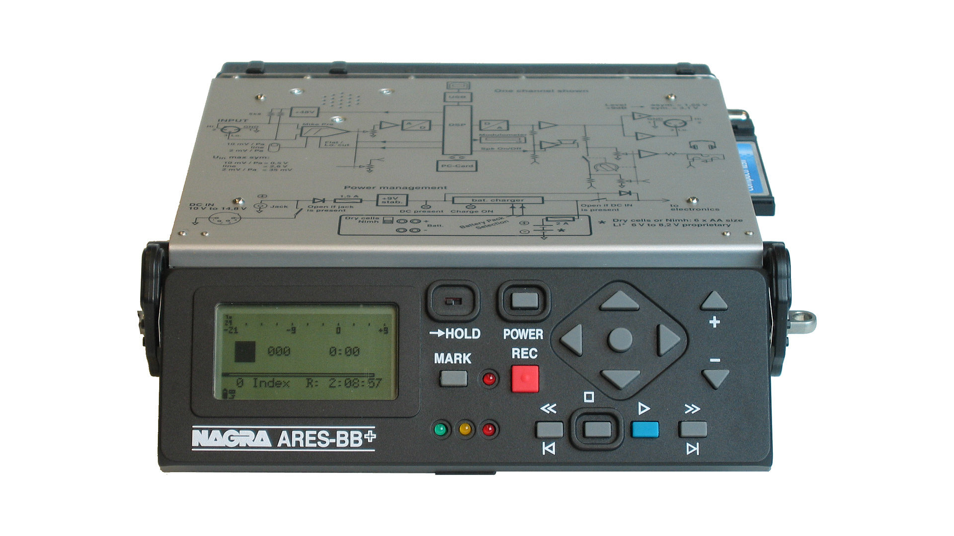 Nagra ares bb plus