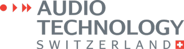 Audio Technology Switzerland logo