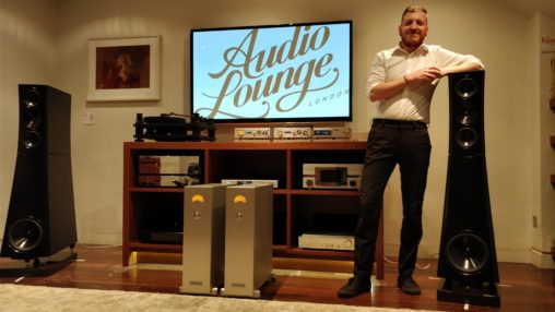 Audio Lounge London  nagra dealer london HD AMP YG