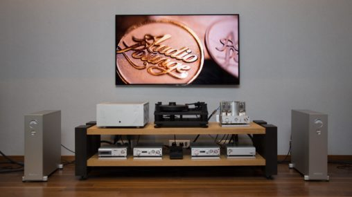 Audio Lounge nagra dealer Pune india set up