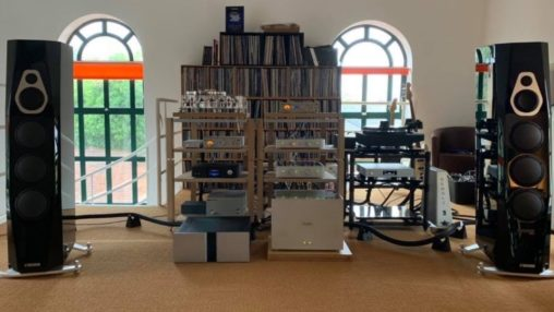 Midland audio exchange nagra dealer set up classic