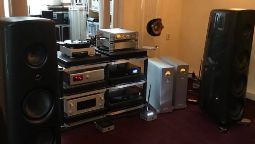 Rhapsody set up hd classic nagra dealer