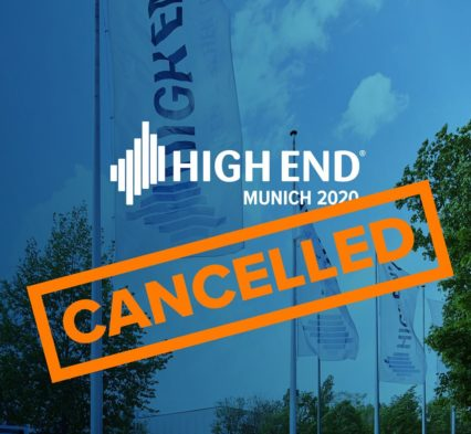 Munich High end show 2020 cancelled