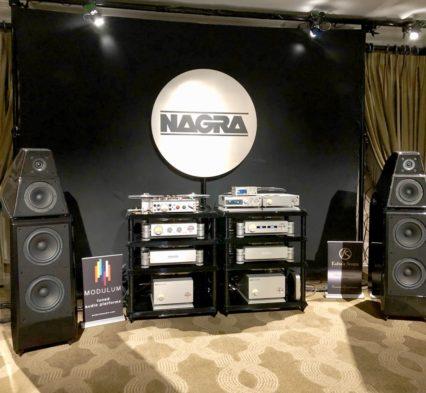 Nagra CES 2019 set up youtube wilson alexia hd preamp dac x IV-S cd seven classic amp kubala modulum