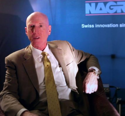 David Wilson Audio interview nagra