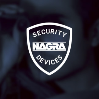 Logotipo de dispositivos de Nagra Security