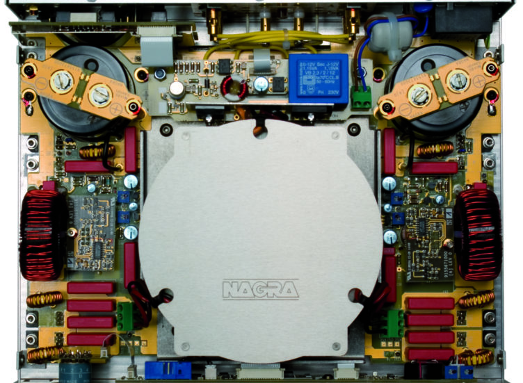 MSA inside top mosfet stereo amplifier