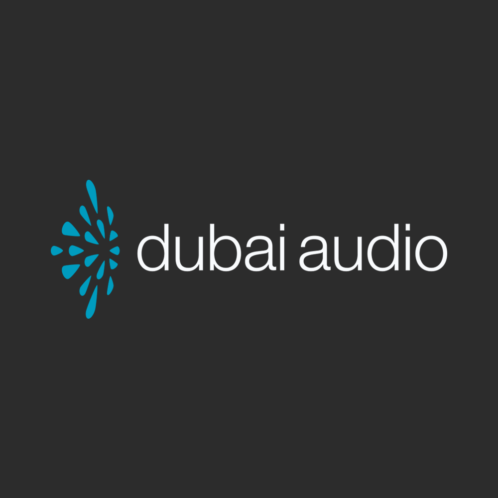 dubai audio logo